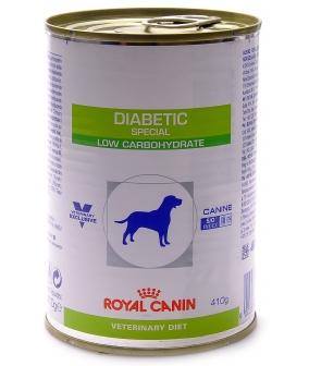 Консервы для собак при сахарном диабете (Diabetic Special) 651004