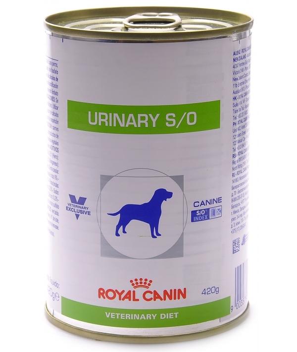 Консервы для Собак при мочекамен.болезни (Urinary S/O) 656410