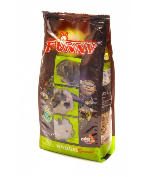 """Корм для кроликов """"Премиум"""" (Funny rabbit Special Premium) 32121"""