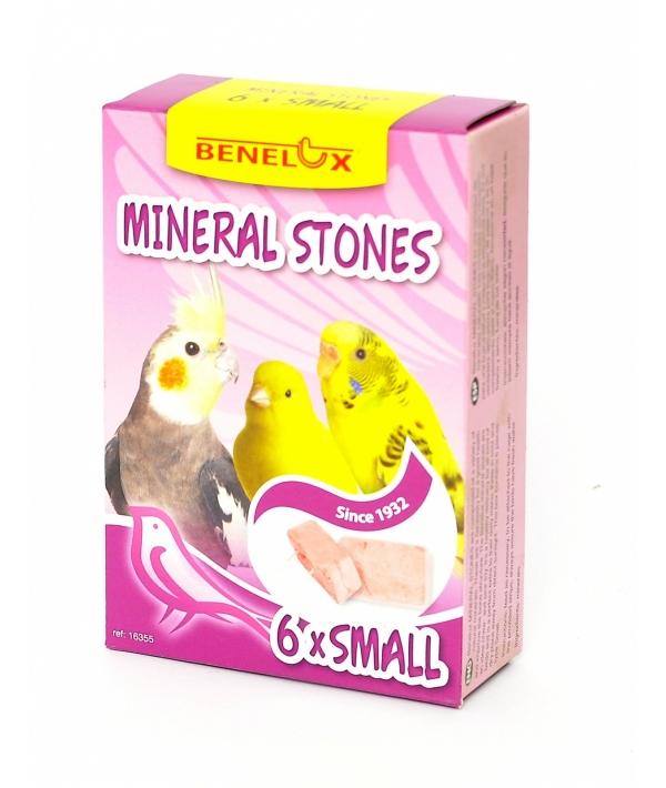 """Минеральный комплекс для птиц """"Маленькие Камешки"""", 6 шт (Benelux mineral stones 6 x small) 16355"""