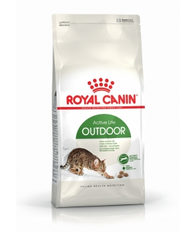 Для активных кошек: 1–10 лет (Outdoor 30) 494110 / 494100