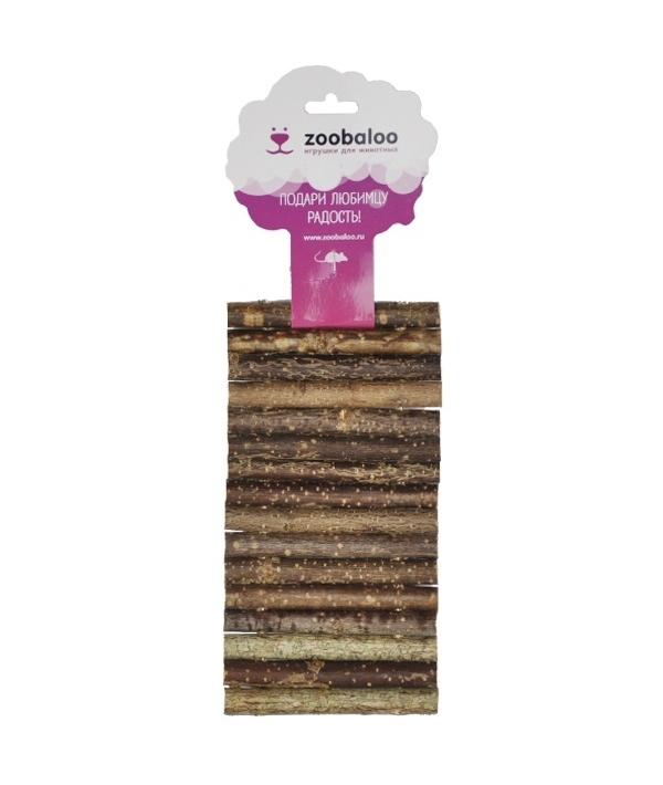Мостик для грызунов деревянный L: 25х12см (602)