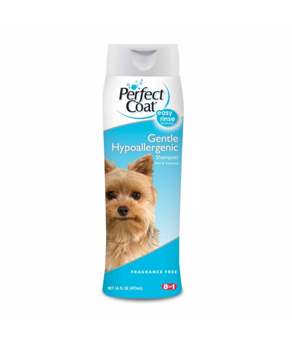 Шампунь гипоаллергенный для собак (PC Gentle Hypoallergenic Shampoo), ei610