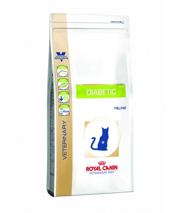 Для кошек – лечение сахарного диабета (Diabetic DS46) 721015