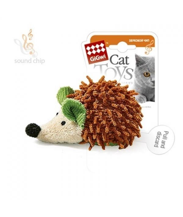 Игрушка для кошек Ёжик с электронным чипом (75033)50111
