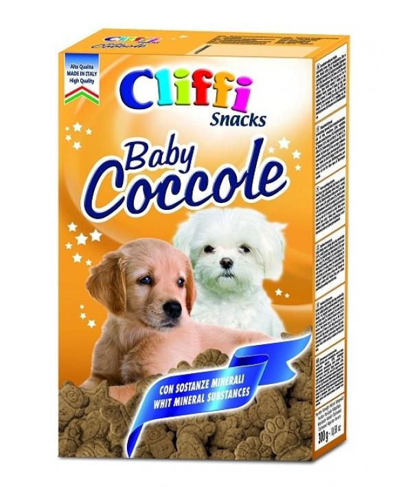 Мясные бисквиты для щенков (Baby Coccole) PCAT238