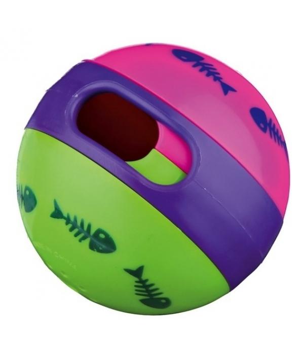 Мяч для лакомств для кошек, 6 см