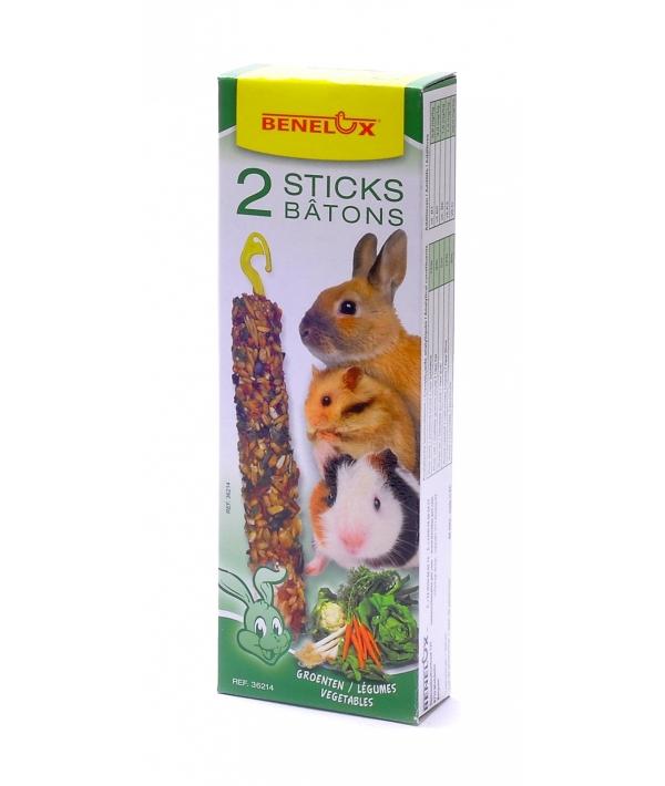 Лакомые палочки для грызунов с овощами (Seedsticks rodents Vegetables x 2 pcs) 36214