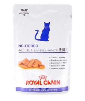 Паучи для кастрир.котов и кошек c нормальным весом: 1–7 лет (Neutered Adult Maintenance) 771001/ 771101