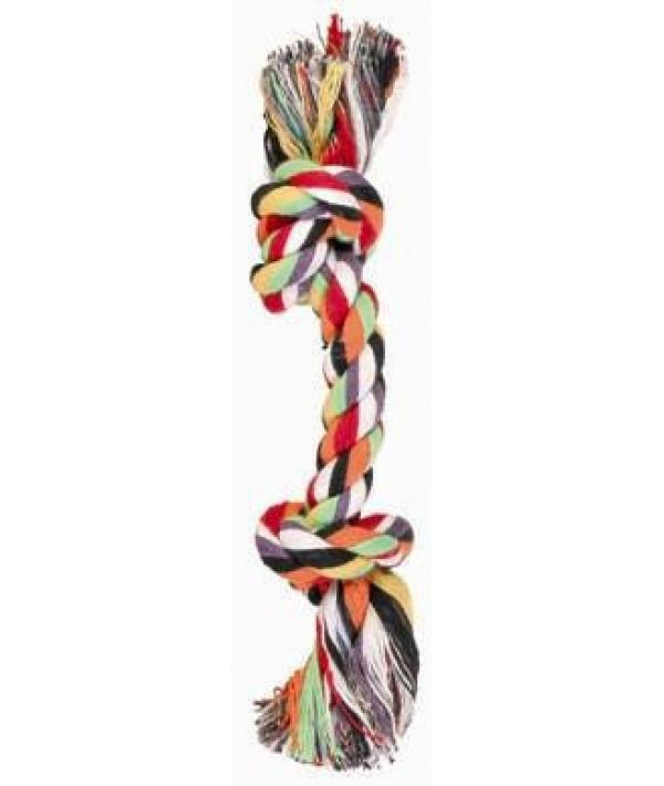 Игрушка д/собак Веревка с узлом, 15см – 3270