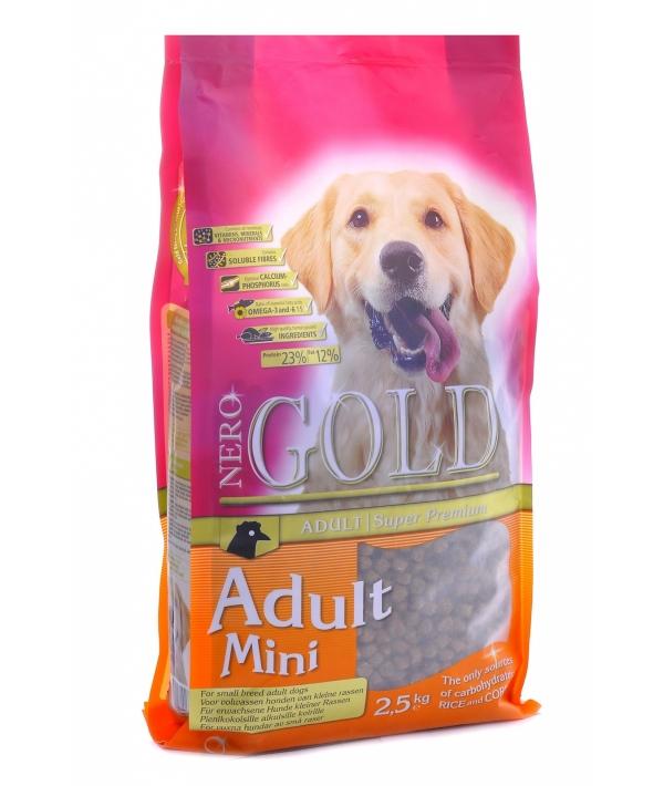 Для Взрослых собак Малых пород (Adult Mini 23/12)..