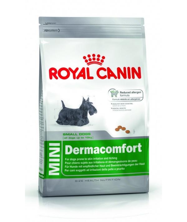 Для малых пород с чувствительной кожей (Mini Derma Comfort 26) 310040/380040