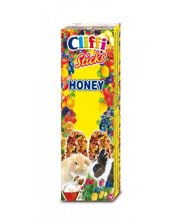 Лакомство для Кроликов: палочки с медом (Sticks rabbits with honey) PCRA211