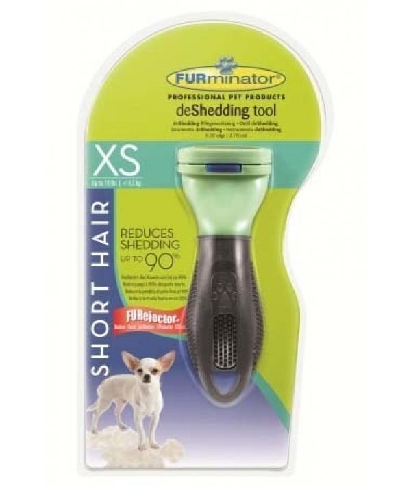 Фурминатор для собак карликовых короткошерстных пород, 3 см (SHORT HAIR TOOL TOY DOG) 111856