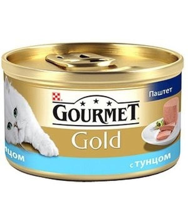 Паштет Gourmet Gold с тунцом для кошек – 12032393/12318130