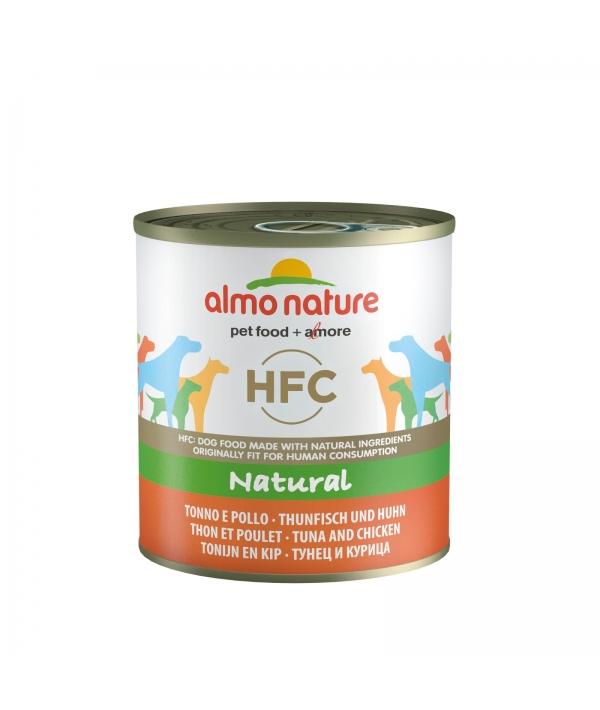 Консервы для Собак с Тунцом и Курицей (Classic HFC Tuna&Chicken) 5522
