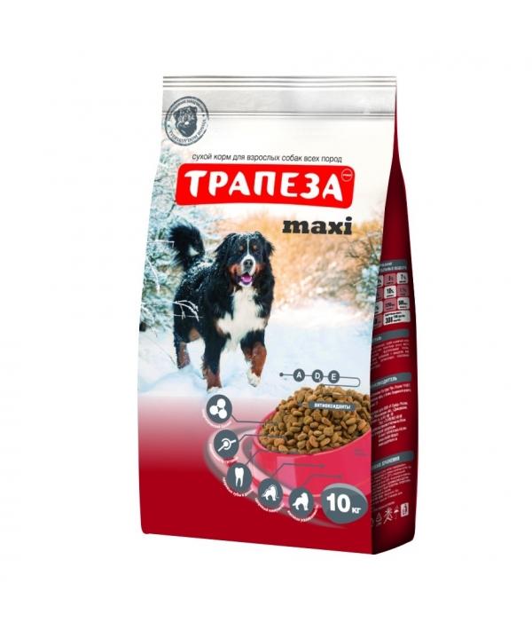Макси для взрослых собак крупных пород