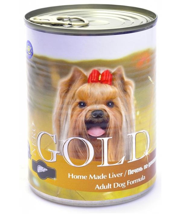 """Консервы для собак """"Печень по – домашнему"""" (Home Made Liver)"""
