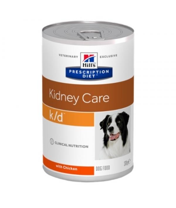 Консервы K/D для собак – Лечение заболеваний почек (Canine K/D) 8010T