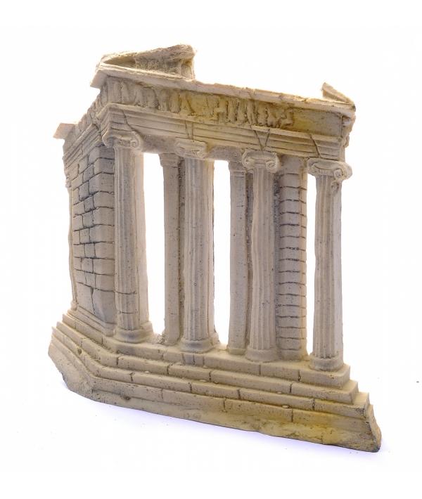 """Декор для аквариумов """"Ионический замок"""", 26 * 4 * 24 см (Athena ionic temple persp. aqua decor) 44962"""