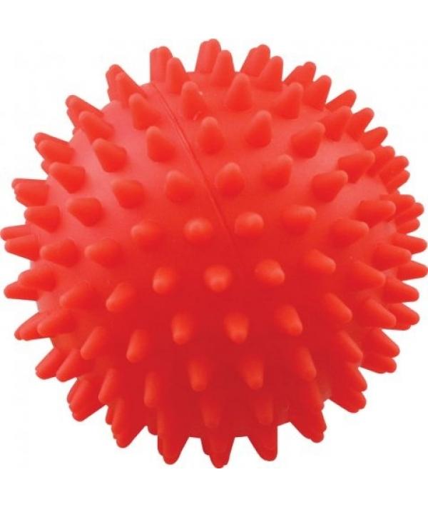 """Игрушка для собак """"Мяч массажный №2"""" винил С039"""