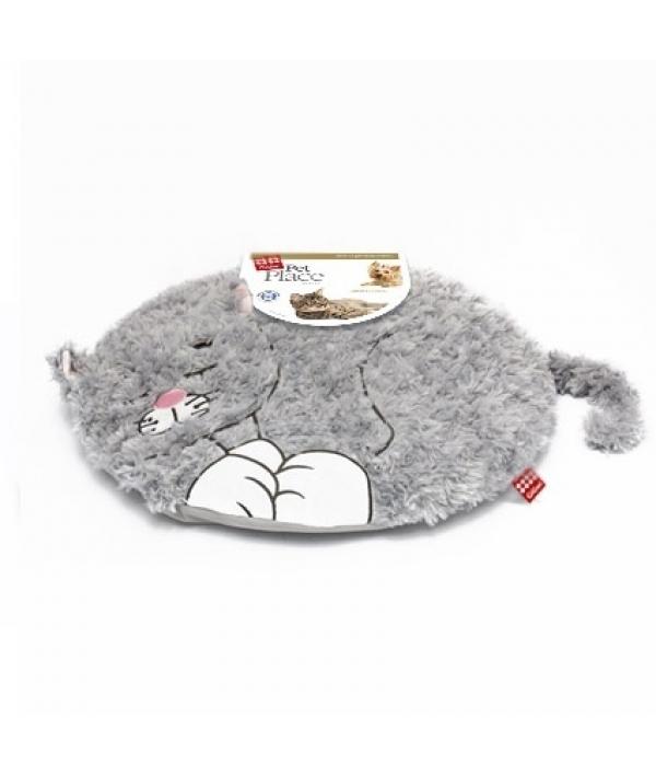 """Лежанка """"Кошка"""" 55x45x6,4 см (75118)50189"""