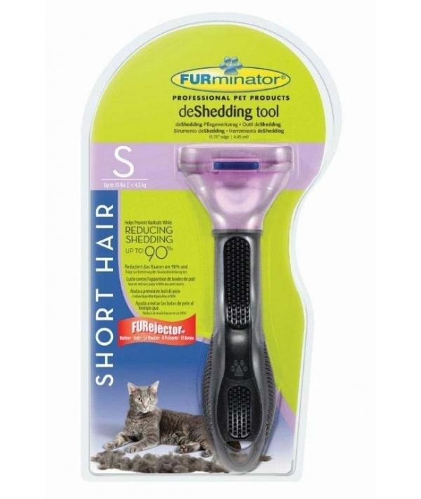 Фурминатор для кошек маленьких короткошерстных пород , 4 см (SHORT HAIR SMALL CAT) 113140