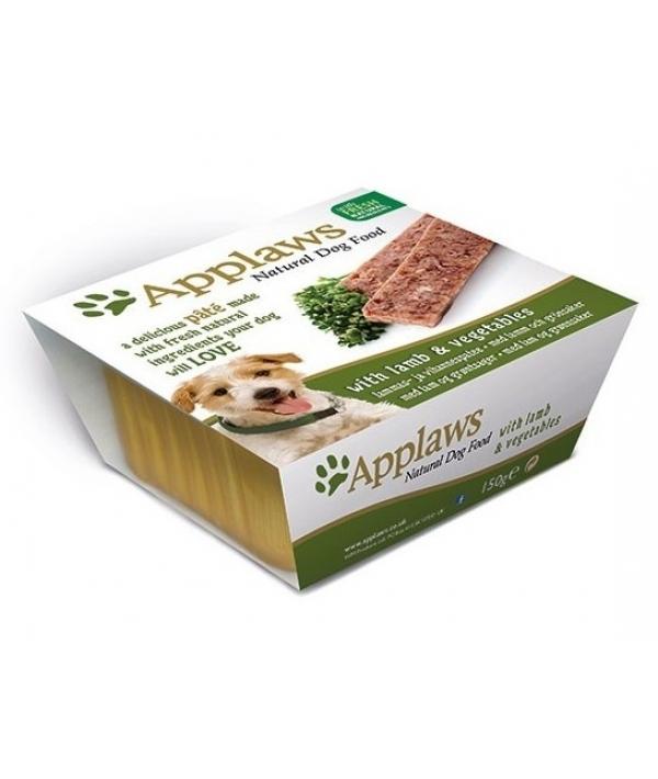 Паштет для Собак с Ягненком и овощами (Dog Pate with Lamb & vegetables) 6252CE – A