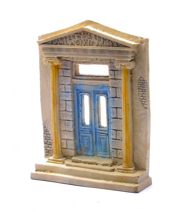 """Декор для аквариумов """"Веранда"""", 19*14*5 см (Casa porch closed aqua decor) 44548"""