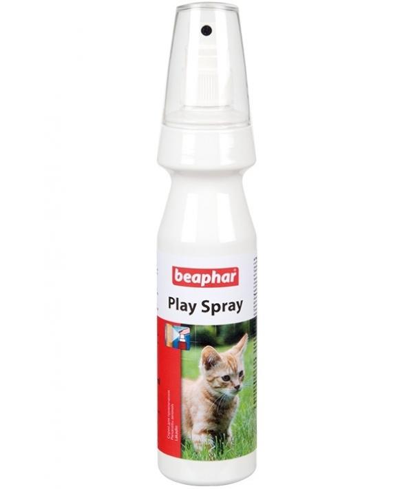 Спрей для привлечения кошек к предмету (Play – spray) 12526