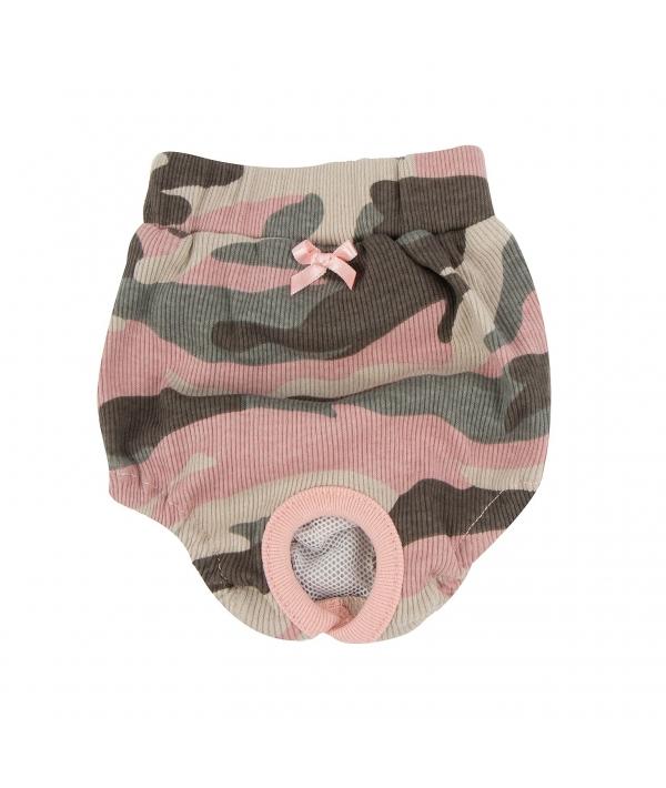 """Гигиенические трусы """"Бригадир"""", размер S (длина 16см), розовый камуфляж (BRIGADIER SANITARY/PINK CAMO/S) PARA – PT1515 – PC – S"""