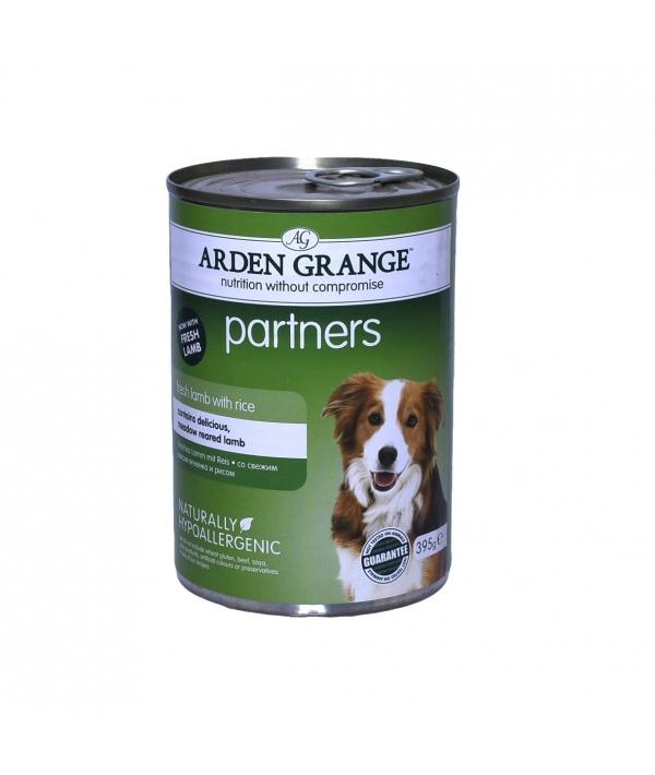 Консервы для собак с ягненком и рисом (Lamb & Rice) AG820011
