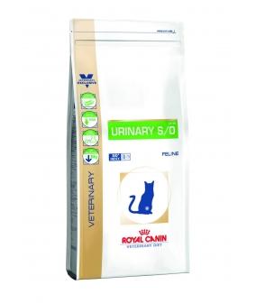 Для кошек лечение и профилактика МКБ (URINARY S/O LP34) 726004/726811/684004