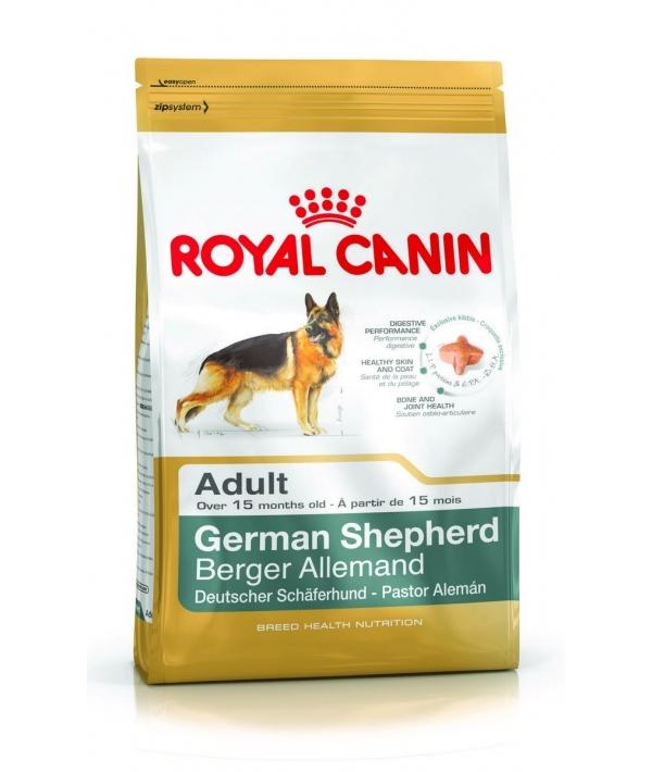 Для взрослой Немецкой овчарки: с 15 мес. (German Shepherd 24) 342120/ 342112