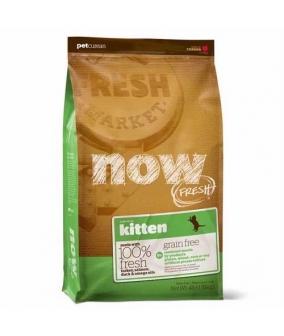 Беззерновой для Котят с Индейкой, Уткой и овощами (Fresh Grain Free Kitten Recipe 33/20)