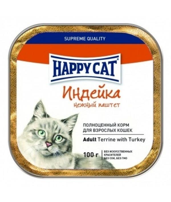 Паштет для кошек с индейкой (PX600HX040)