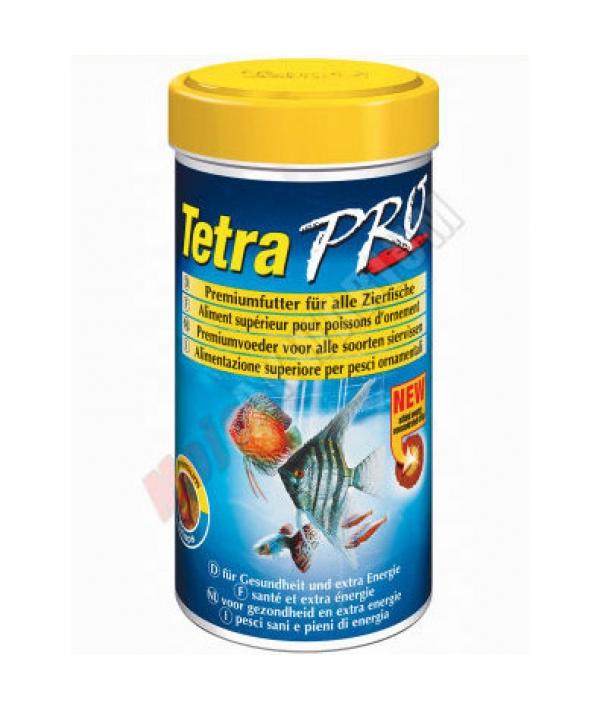 Корм для всех видов рыб, чипсы Tetra Pro Crisps 250ml 141742