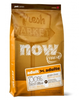 Беззерновой для Взрослых собак с Индейкой, Уткой и овощами (Fresh Adult Recipe Grain Free 26/16)