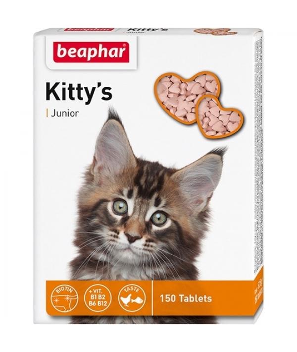 Витамины для котят (Kitty's Junior) 150шт. (12508)