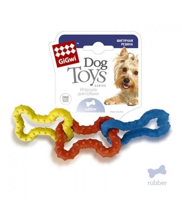 Игрушка для собак 3 резиновых косточки (75031)50110