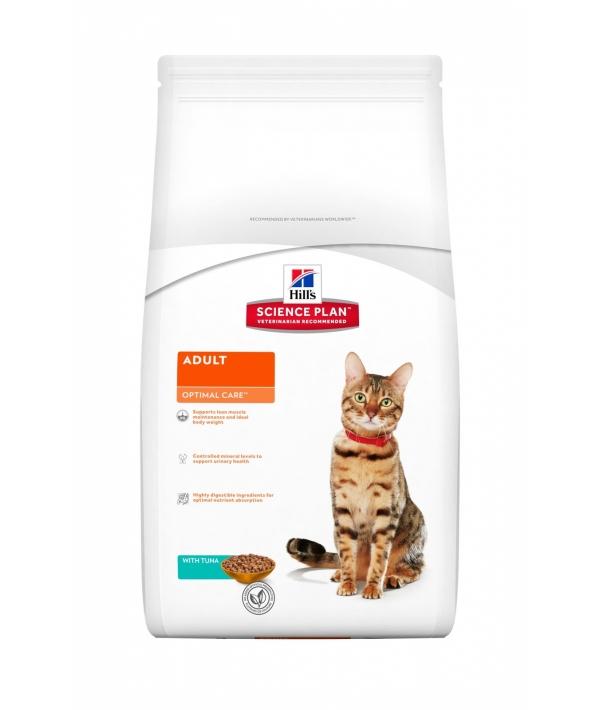 Для взрослых кошек с тунцом (Adult Tuna) 8738U