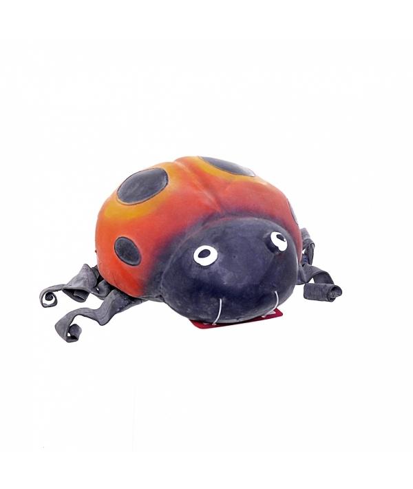 """Игрушка для собак """"Божья коровка"""", латекс, 16см (Ladybird) 140025"""