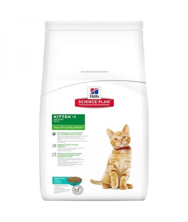 Для котят с тунцом (Kitten Tuna) 5198EA/5198Y
