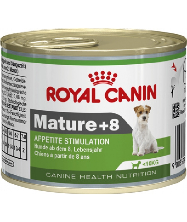 Мусс для пожилых собак 7–12 лет (Mature Mousse) 780002