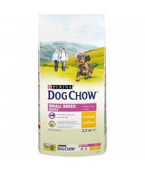 Для взрослых собак малых и миниатюрных пород с курицей (Small Breed Adult) 12275127