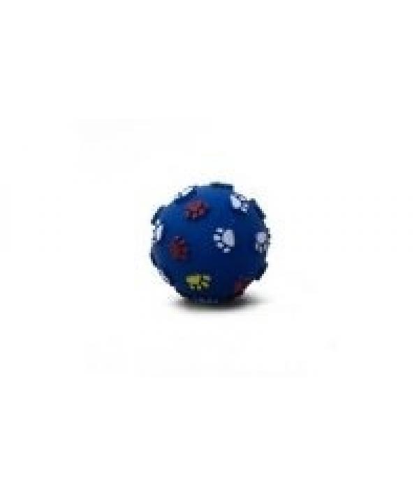 """Игрушка виниловая для собак Pet Jam """"Мяч с лапками большой"""" 9.5 см (168330)"""