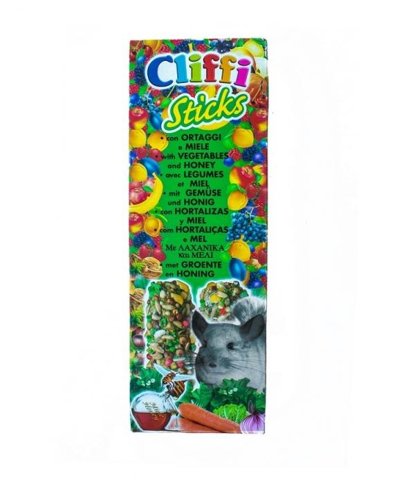 Лакомства для Шиншилл: палочки с овощами и медом (Sticks chinchillas with vegetables and honey) PCRA243