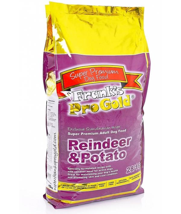 Для собак с олениной и картофелем (Reindeer/Potatoe) 70341113