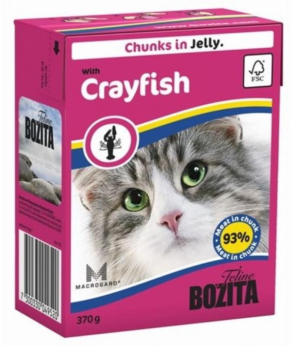 Кусочки в желе для кошек с лангустом (with Crayfish)