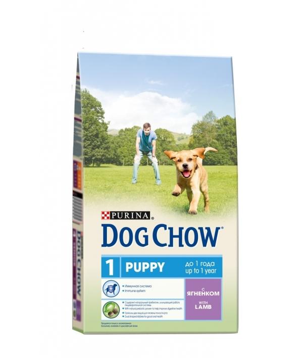 Для щенков с ягненком (Puppy&Junior Lamb) 12308784